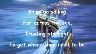 getlinkyoutube.com-Believe (From the Polar Express) Lyrics
