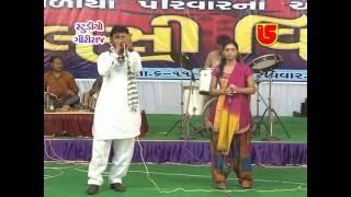 getlinkyoutube.com-Kirtidan Gadhvi - Urvashi Radadiya Live Nonstop Garba 2016   Live Dandiya Ras   Botad Live   1
