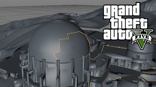 getlinkyoutube.com-GTA 5: Secret Floor Above The Mural! / Hidden Entrance Observatory Leaked Pictures!!