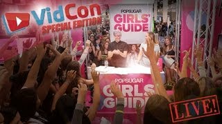 getlinkyoutube.com-Top That! | Miley Cyrus, Harry Styles, and More! | Let's Get Sketchy LIVE from VidCon 2013