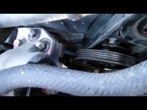Замена ремня гидроусилителя Hyundai Accent.mp4