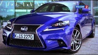 getlinkyoutube.com-Тест-драйв Lexus IS 2014 // АвтоВести 111