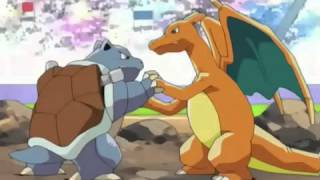 Pokemon Johto League Final Battle Victory Theme Ash Vs Gary Ost Extended