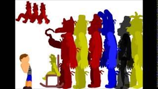 getlinkyoutube.com-Five Nights at Freddys 4 Pack Pivot