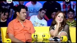 getlinkyoutube.com-اكو فد واحد مع شهد الشمري وصباح الهلالي  ج1