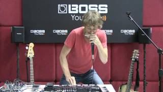 getlinkyoutube.com-BOSS RC-300 Rico Loop NAMM 2012 Demo