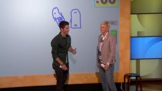getlinkyoutube.com-Pictionary with Jane Lynch and the Jonas Brothers!