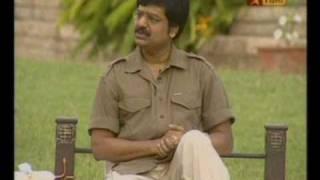 Vivek with Sadguru-2