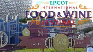 getlinkyoutube.com-2015 EPCOT International Food and Wine Festival Tour & Review