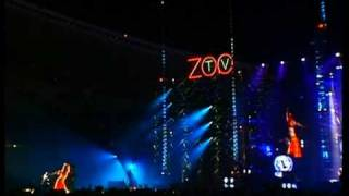 getlinkyoutube.com-U2 - Even Better Than The Real Thing & Mysterious Ways (Zoo TV Live from Sydney)