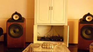 getlinkyoutube.com-B&W 801D playing classic rock