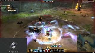 GvG: [Ash] vs [aX] - Guardian POV