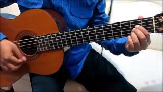 getlinkyoutube.com-Belajar Kunci Gitar Ari Lasso Hampa Strumming