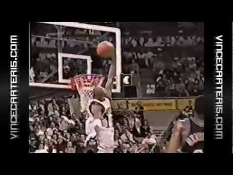 Top 100 Vince Carter Dunks