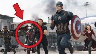 getlinkyoutube.com-ALL THE EASTER EGGS in the New Captain America: Civil War Trailer