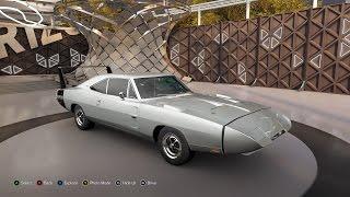 getlinkyoutube.com-Forza Horizon 3: Barn Find #5 Dodge Charger Daytona 426