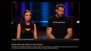 getlinkyoutube.com-Bottle Breacher on ABC's Shark Tank