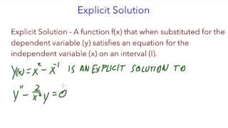 getlinkyoutube.com-Differential Equations: Explicit Solution