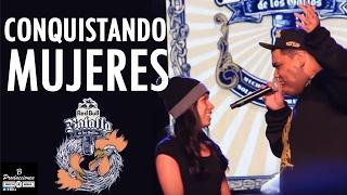 getlinkyoutube.com-CONQUISTANDO Mujeres En Batallas De Gallos   B Producciones