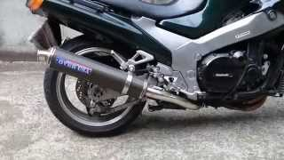 getlinkyoutube.com-ZZR1100 OVER USA マフラー 参考動画
