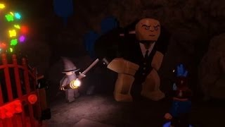 LEGO The Hobbit - All 32 Red Brick Locations (PS4)
