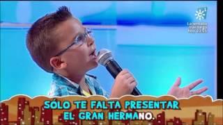 getlinkyoutube.com-Alejandro Canta El Himno De La Alegría En Menuda Noche (12/10/2012)