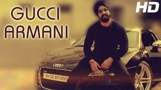 getlinkyoutube.com-New Punjabi Club Song - GUCCI ARMANI - Simranjeet Singh Ft. Raftaar | Blockbuster Song 2013 Sagahits