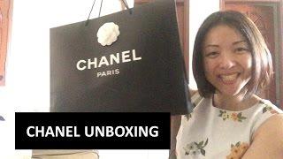 getlinkyoutube.com-Unboxing!!! Chanel Mini