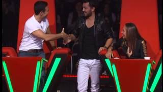 O Ses Türkiye – Ayda Mosharraf – She Will Be Loved – 2011