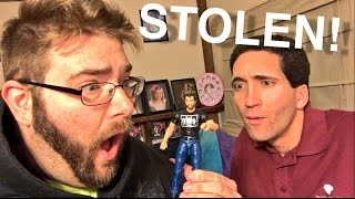 getlinkyoutube.com-MORE STOLEN STUFF FREAKOUT! WWE RAW REACTIONS!