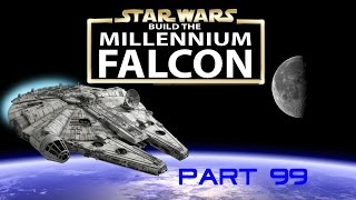getlinkyoutube.com-Build the Millennium Falcon Part 99: Tidying up those add-ons