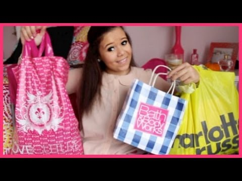 Fall Haul- Love Culture, Charlotte Russe, Nordstrom,B&BW & more!