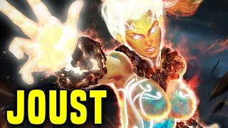 getlinkyoutube.com-Sol! What Even Was That Game... | Smite Sol Joust Gameplay (Sol Build)