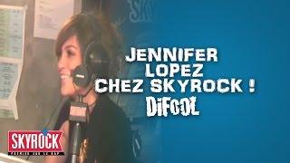 Jennifer Lopez en live sur Skyrock