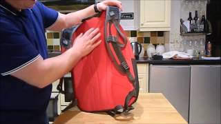 getlinkyoutube.com-North face vault daybag review