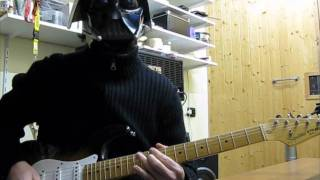 getlinkyoutube.com-Joe Satriani - Ten words cover (Darth Fender)