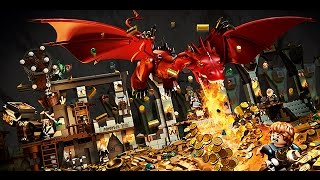 getlinkyoutube.com-LEGO True Story of Bilbo and Smaug