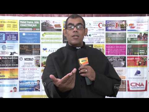 Cerco de Jericó 2015 - Resumo da Homilia - Pe Silvio de Barros