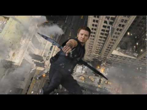 Marvel's The Avengers Trailer 2 (OFFICIAL) -hIR8Ar-Z4hw