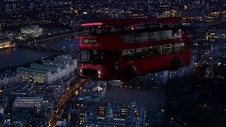 getlinkyoutube.com-The Routemaster Returns to Earth (HQ) - Doctor Who - Planet of the Dead - BBC