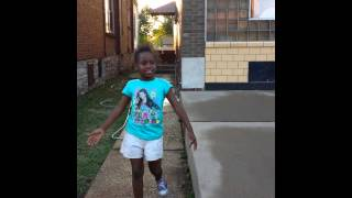 getlinkyoutube.com-Lil girl cursing at the age of 5