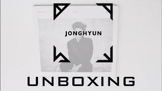 getlinkyoutube.com-Unboxing: Jonghyun 1st Mini Album BASE