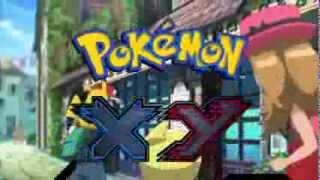 Pokémon the Series: XY Trailer