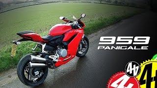getlinkyoutube.com-Ducati 959 Panigale - First Road Test