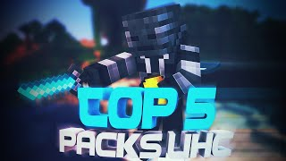 getlinkyoutube.com-TOP 5 MEJORES PACKS PARA UHC (1.7/1.8) 😉 | MINECRAFT PVP