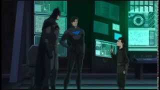 Son of Batman: Batman's Parenting Style