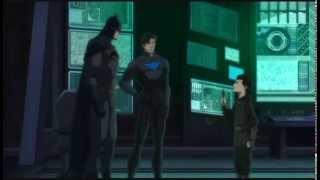 getlinkyoutube.com-Son of Batman: Batman's Parenting Style