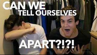 getlinkyoutube.com-Can We Tell Ourselves Apart!?!? Baby Picture Challenge // Dolan Twins