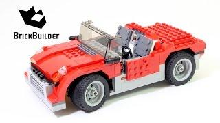 getlinkyoutube.com-Lego Creator 7347 Sports car - Lego Speed Build