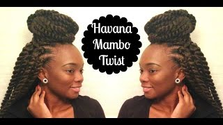 getlinkyoutube.com-Havana Mambo Twist Crochet ( Detailed Tutorial )